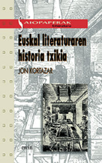 Euskal Literaturaren Historia Txikia - Jon Kortazar