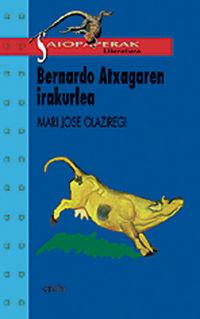 Bernardo Atxagaren Irakurlea - Mari Jose Olaziregi