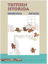 Txitoen Istorioa - Bernardo Atxaga