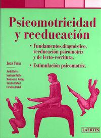 PSICOMOTRICIDAD Y REEDUCACION