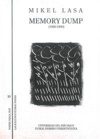 MEMORY DUMP - POESIA VASCA