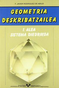 GEOMETRIA DESKRIBATZAILEA 1 - SISTEMA DIEDRIKOA