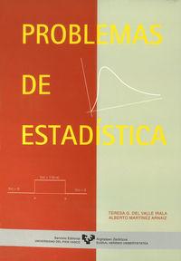 PROBLEMAS DE ESTADISTICA
