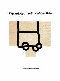 PALABRA DE CHILLIDA