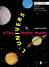 ESO 3 / 4 - L'UNIVERS A LES TEVES MANS (CAT)