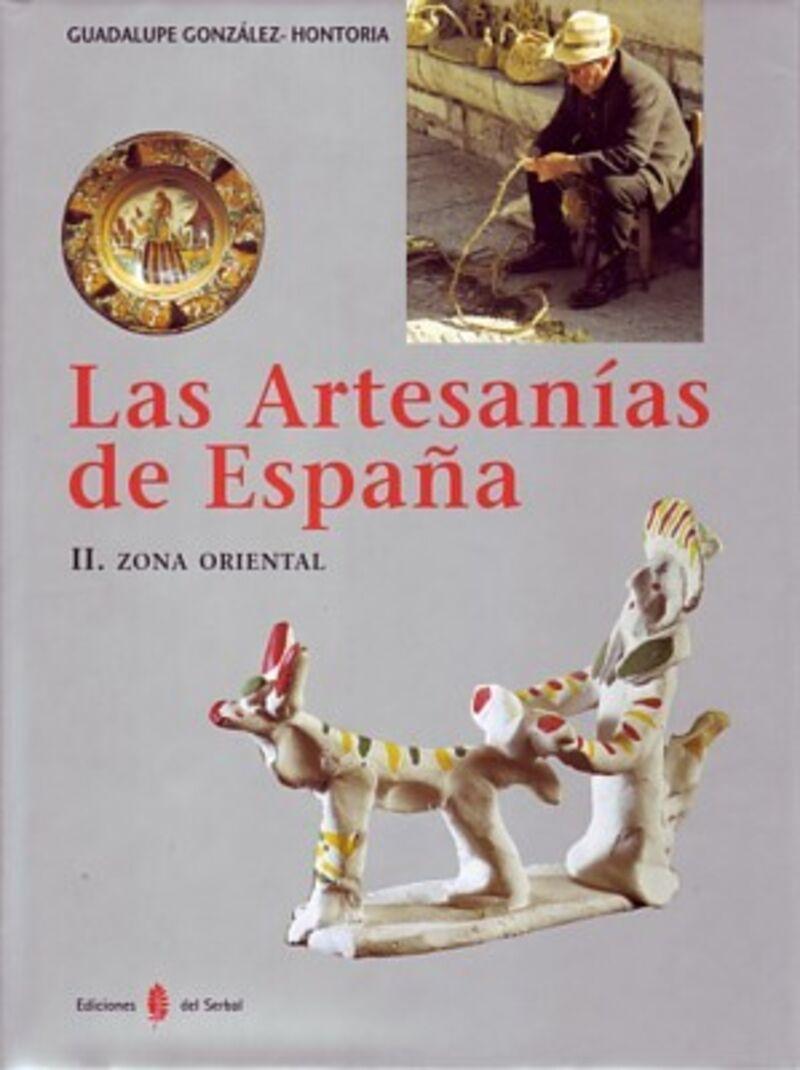 ARTESANIAS DE ESPAÑA, LAS II - ZONA ORIENTAL