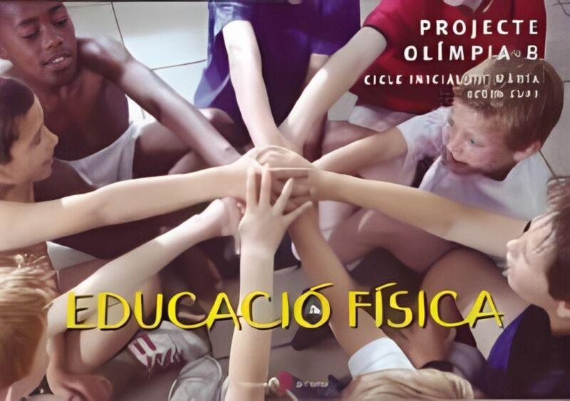 Ep 2 - Olimpia-B. Educacio Fisica (cataluña) - Aa. Vv.