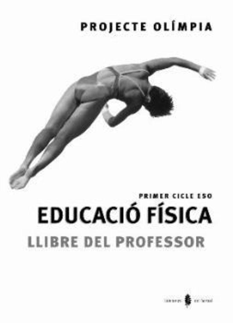 ESO 1 / 2 - OLIMPIA-3. EDUCACIO FISICA GUIA (CAT)