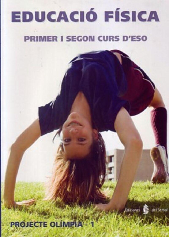Eso 1 / 2 - Olimpia-1. Educacio Fisica (cataluña) - Aa. Vv.