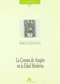 CORONA DE ARAGON EN LA EDAD MODERNA, LA