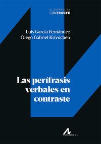 PERIFRASIS VERBALES EN CONTRASTE, LAS