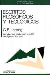ESCRITOS FILOSOFICOS Y TEOLOGICOS