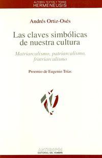 CLAVES SIMBOLICAS DE NUESTRA CULTURA, LAS
