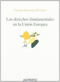 DERECHOS FUNDAMENTALES EN LA UNION EUROPEA, LOS