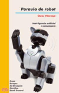 PARAULA DE ROBOT