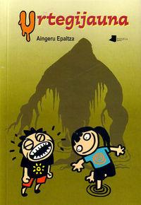 Urtegijauna - Aingeru Epaltza