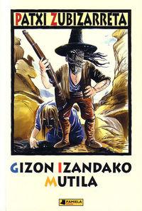 GIZON IZANDAKO MUTILA