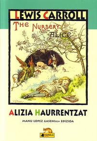 Alizia Haurrentzat - Lewis Carroll