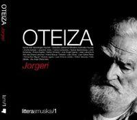(cd+lib) Jorgeri - Oteiza - Batzuk