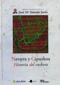 NAVARRA Y GIPUZKOA - HISTORIA DEL EUSKERA