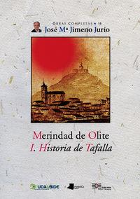 MERINDAD DE OLITE - I. HISTORIA DE TAFALLA