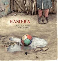 Hasiera - Paula  Carballeira  /  Sonja   Danowski (il. )
