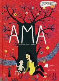 Ama (vi Nazioarteko Album Ilustratua) - Mariana Ruiz Johnson