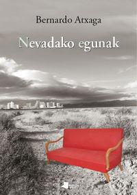Nevadako Egunak - Bernardo Atxaga