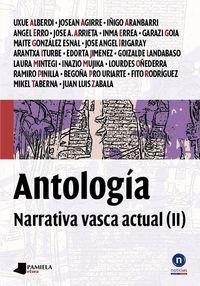 Antologia - Narrativa Vasca Actual Ii - Joxean Agirre / [ET AL. ]