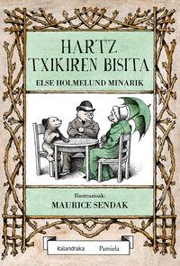 hartz txikiren bisita - Else Holmelund Minarik / Maurice Sendak (il. )