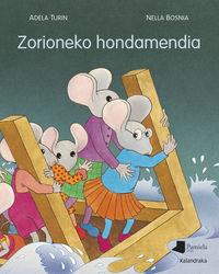 Zorioneko Hondamendia - Adela Turin / Nella Bosnia (il. )