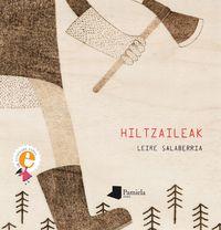 Hiltzaileak - Leire Salaberria