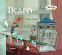 Ikaro (vii Nazioarteko Compostela Saria) - Federico Delicado