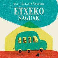Etxeko Saguak - Xose Manuel Gonzalez / Natalia Colombo (il. )