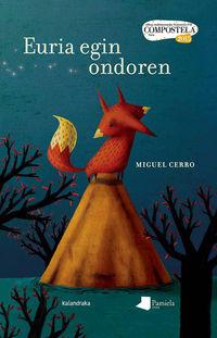 Euria Egin Ondoren (viii. Album Irudidunen Compostela Saria) - Miguel Cerro