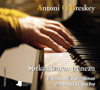 (cd+lib) Sorkuntzaren Trenean - Antony O'breskey - ANTONY O'BRESKEY / Jose Angel Irigaray
