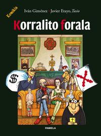 KORRALITO FORALA (KOMIKIA)
