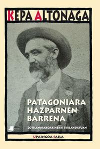 Patagoniara Hazparnen Barrena - Kepa Altonaga