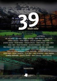 39 Idazle Nafar - Batzuk