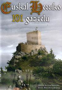 (CD-ROM) EUSKAL HERRIKO 101 GAZTELU
