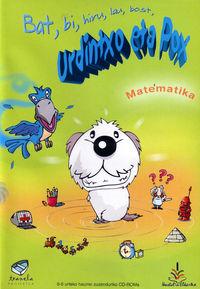 (cd-rom)  Lh 1 / 2 - Urdintxo Eta Pox - Txanela - Matematika - Batzuk