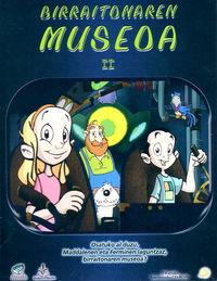 (CD-ROM) LH 2 - BIRRAITONAREN MUSEOA II - TXANELA