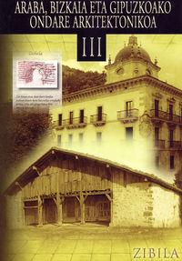 (cd-rom) ondare arkitektonikoa iii - zibila -