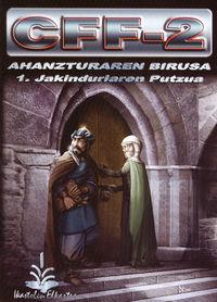 (CD-ROM) CFF-2, AHANZTURAREN BIRUSA 1 - JAKINDURIAREN PUTZUA