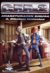 (CD-ROM) CFF-2, AHANZTURAREN BIRUSA 2 - RIKSTUM TENIENTEA