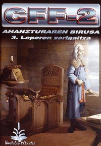 (CD-ROM) CFF-2, AHANZTURAREN BIRUSA 3 - LOPEREN ZORIGAITZA