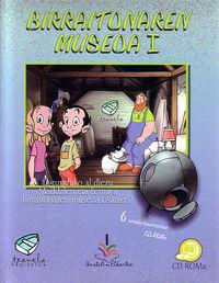 (CD-ROM) LH 1 - BIRRAITONAREN MUSEOA I - TXANELA