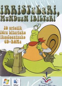 (CD-ROM) IRRISTALARI, MUNDUAN IBILTARI