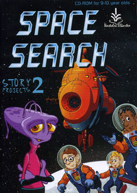 (CD-ROM) SPACE SEARCH - STORY PROJECTS 2