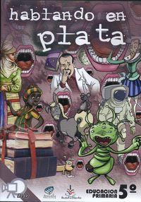 (DVD) EP 5 - HABLANDO EN PLATA - TXANELA - LENGUA